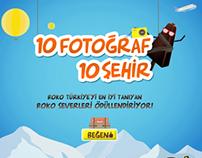 10 fotoğraf 10 şehir- Roko