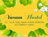 YASAM HOSTEL - Web
