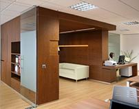 Reforma Interior Oficina