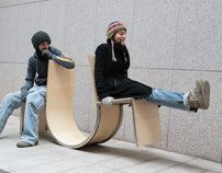 Swingers Bench