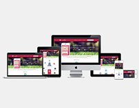 Nhatkyeva - Responsive Website