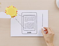 Kindle - Paper & Pen