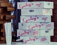 #Interior - Gaby's Restaurant - City Stars