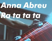 Anna Abreu Ra ta ta ta
