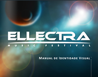 Ellectra Music Festival - Manual of Brand Identity