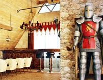 Castle Interio-concept