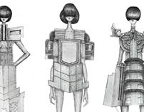 Design Brainstorming: Art Deco (2013)