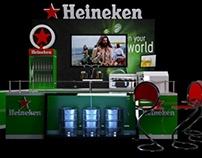 Quiosque Heineken