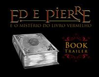 Ed e Pierre e o mistério do livro vermelho
