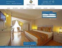 Recital Hotel Web