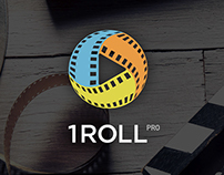 "Logo Design ""1ROLL"""