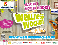 WESTFALEN Wellness Wochen - customer retention campaign