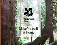 National Trust | Make Yourself at Home