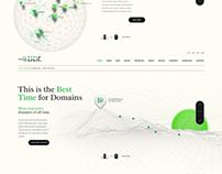 Domain Developers Fund new webdesign