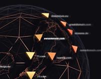 Domain Developers Fund dark version concept