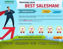 Webdesign: Best Salesman