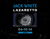 JACK WHITE WEBSITE