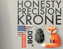Helmut Krone Poster