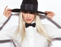 Gwen Stefani by Lionel Deluy