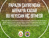Ülker / Galatasaray - Fenerbahçe