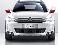 Lamp Design for the Citroen C XR