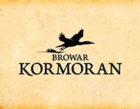 Browar Kormoran - branding