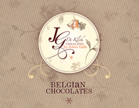 Chocolates by Jolien Galle