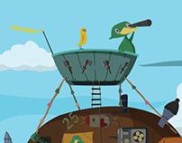 Lupak ve gemisi