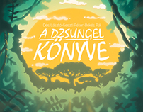 The Jungle Book theatre poster   A-TEAM