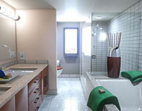 3D - Bathroom