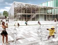 Campus Hamm Visualisations