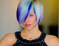 Fabulous Hair-folio by Meg B White