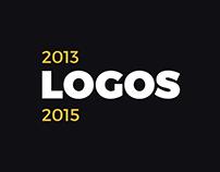 2013-2015 Logofolio