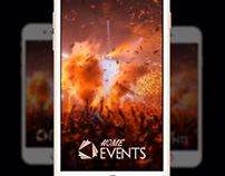 Home Event Application