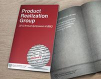 Product Realization Group Symposium