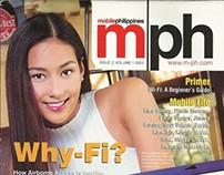 m|ph (Mobile Philippines) Magazine (c. 2003)