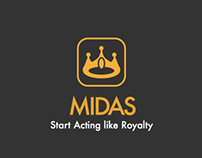 Midas - Financial Planning App