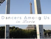 Dancers among us Paris - Jordan Matter