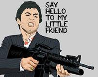 Tony Montana - Scarface