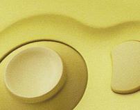 Alcatel Residential Phone division graphic design