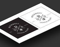 Rockwell Design Studio Logo Update