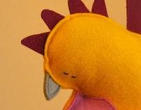 Yellow Bird as musicbox