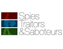 'Spies, Traitors and Saboteurs' branding and Ad design