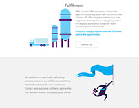 DME Connect Website Design