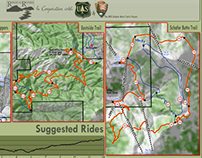 Trail Map - Boise's Ridge To Rivers Shafer Butte
