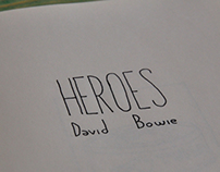 Heroes by David Bowie