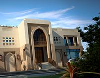 Madina Palace