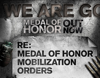 Medal of Honor - Email
