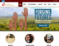 The Tumaini Children's Project, Website