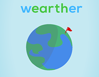 Wearther App for iPhone